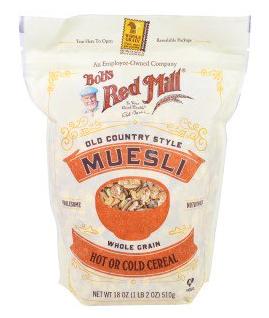 Bob's Red Mill, ボブズレッドミル, Old Country Style Muesli, 18 oz (510 g) - iHerb.com 2017-08-31 00-35-27