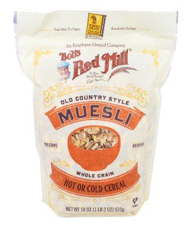Bob's Red Mill, ボブズレッドミル, Old Country Style Muesli, 18 oz (510 g) - iHerb.com 2017-08-31 00-35-27