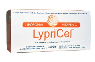 LypriCel, リポソームビタミンC、 30包、 各0.2液量オンス (5.7 ml) - iHerb.com 2017-08-30 23-41-44